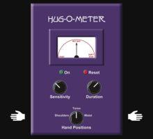 Hug-O-Meter by Samuel Sheats