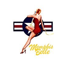 The Memphis Belle Photographic Print
