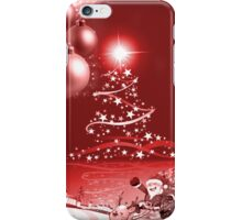 Red Chrismas Tree iPhone Case ,Casing 4 4s 5 5s 5c 6 6plus Case - Red Chrismas Tree Samsung case s3 s4 s5 iPhone Case/Skin