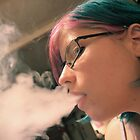 Hookah Smoke by Tiffany Nicole Castro