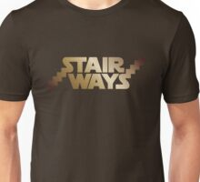 Stair Ways v2 Unisex T-Shirt