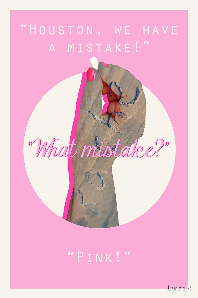 Pink by LiseRichardson