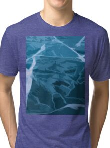 Scattered Ice Tri-blend T-Shirt
