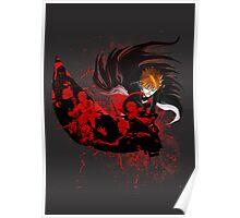 Blood Bleach Poster