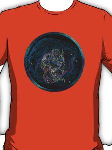 Surreal Naruto glowing edges T-Shirt
