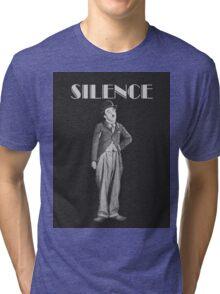 Silent Star Tri-blend T-Shirt