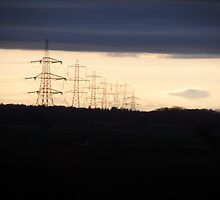 Horizon and the National grid by kniferobin
