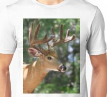 As smooth as velvet - White-tailed Deer Unisex T-Shirt