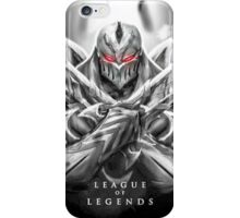 Zed iPhone Case/Skin