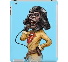 Monk Jagger iPad Case/Skin