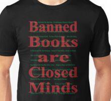Banned books Unisex T-Shirt