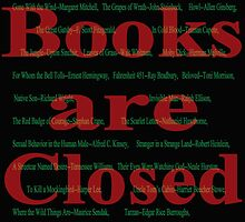 Banned books by Kevin Stewart