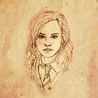 Hermione by Silvanne