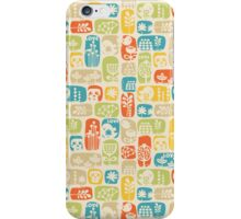Love, birds and skulls. iPhone Case/Skin