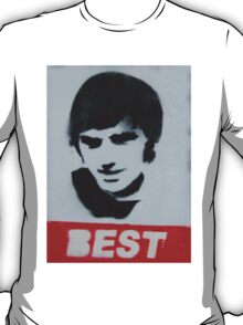 BEST (OBEY George Best) T-Shirt