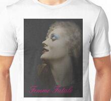 Silent Actress Unisex T-Shirt