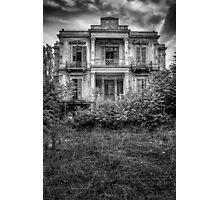 The Salem Mansion v2 Photographic Print