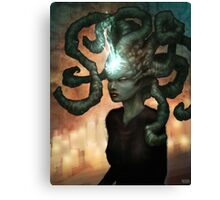 The Chrysalis Canvas Print