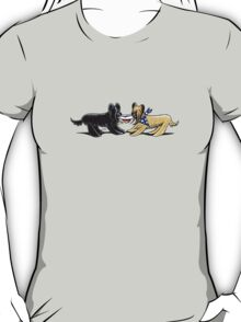 Briard Mad Hatters T-Shirt
