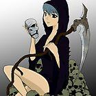 Grim Reaper by zangetsuBankai