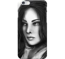 Random Portrait II iPhone Case/Skin
