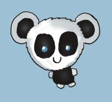 Kawaii Panda  by Rajee
