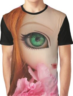 Ginger poetry Graphic T-Shirt