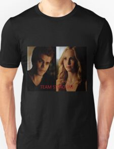Team Steroline - The Vampire Diaries - (Designs4You) T-Shirt