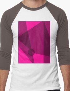 Rosy Dawn Men's Baseball ¾ T-Shirt