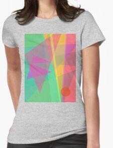 Soft Light Womens Fitted T-Shirt