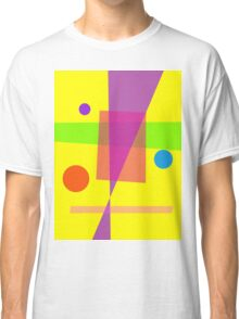 Existence Yellow Classic T-Shirt