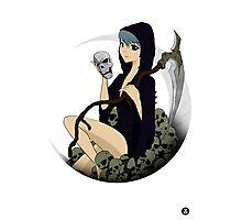 Grim Reaper v2 Photographic Print