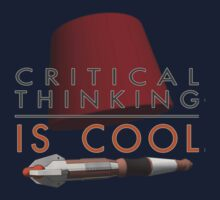Critical Thinking is COOL Kids Tee