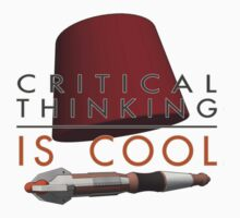 Critical Thinking is COOL by SirInkman