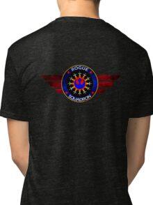Rebel Alliance Rogue Squadron Logo Tri-blend T-Shirt