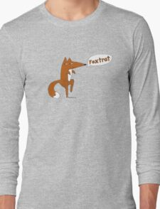 foxtrot Long Sleeve T-Shirt