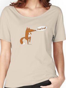 foxtrot Women's Relaxed Fit T-Shirt