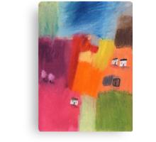 Little village Canvas Print