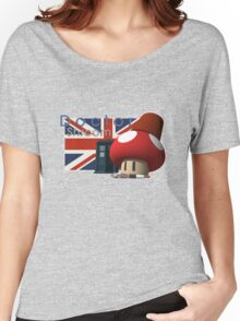 Doctor Shroom Women's Relaxed Fit T-Shirt