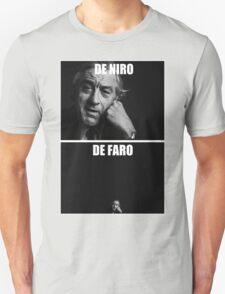 Robert De Niro Unisex T-Shirt