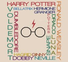 Harry Potter Names by LovelyOwls