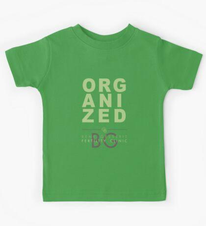 Organized Kids Tee