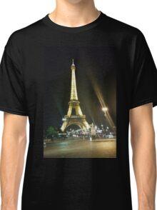 France, Paris, Eiffel tower, Classic T-Shirt
