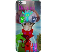 when you're in a tight spot iPhone Case/Skin