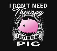 PIG Womens Fitted T-Shirt