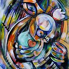 Safe in Her Mother's Womb by Reynaldo