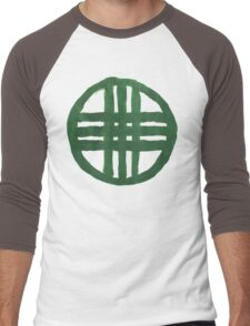 Anterria Symbol Men's Baseball ¾ T-Shirt