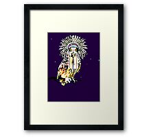 Chief Owl  Framed Print