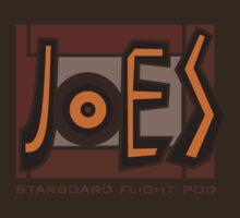 JOE'S BAR / COLOUR SIGN by trekspanner