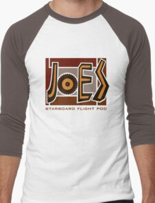 JOE'S BAR / COLOUR SIGN Men's Baseball ¾ T-Shirt
